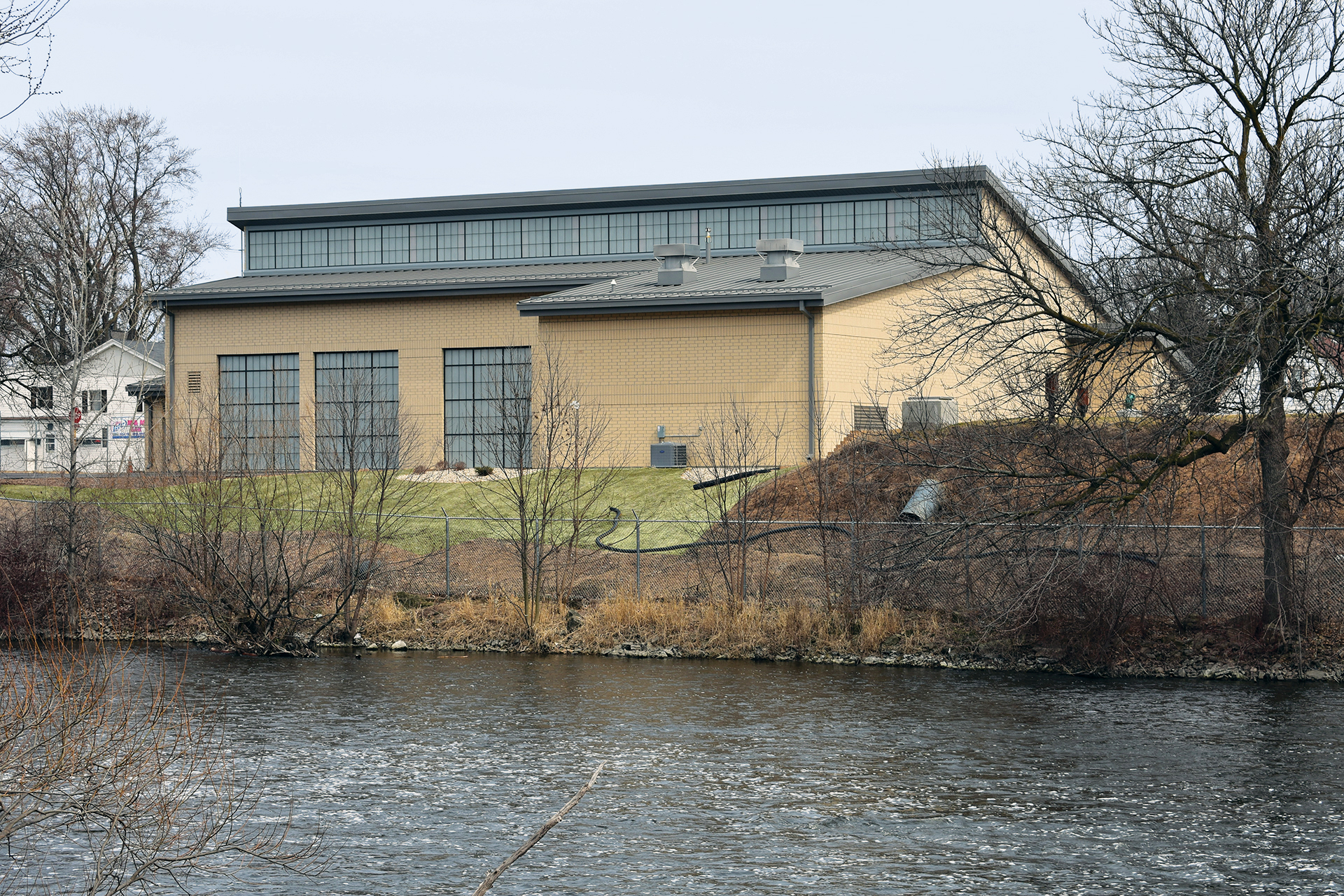Watertown Central Water Treatment Plant