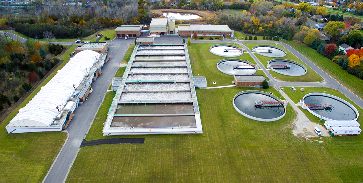 LCPWD Water Reclamation Facility